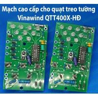 Mạch quạt Vinawind QTT400X-HĐ treo tường cao cấp