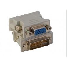 Đầu chuyển DVI-I đực sang VGA cái