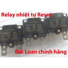 Relay rơ le cầu chì nhiệt KUOYUH sê ri 88AR Đài Loan chính hãng 5A 10A 15A