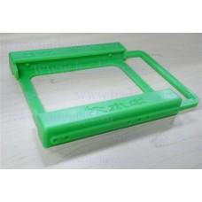 """Ốp nhựa mềm lắp ổ cứng 2.5"""" vào khe 3.5"""""""