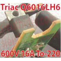 Triac Q6016LH6 600V 16A To-220 chính hãng LittelFuse tháo máy