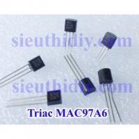 Triac Mac97A6 0.8A 400V To-92 china chân đồng