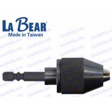 Bộ chuyển máy bắn vít sang khoan 6mm chính hãng LaBear Đài Loan