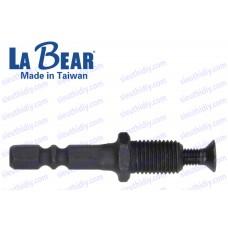 Đầu chuyển lục máy bắn vít sang ren trong 10mm 13mm lắp măng ranh đầu khoan LaBear Đài Loan chính hãng